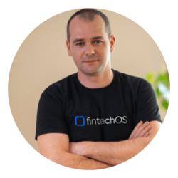 Teodor Blidăruș, CEO and Co-Founder of FintechOS