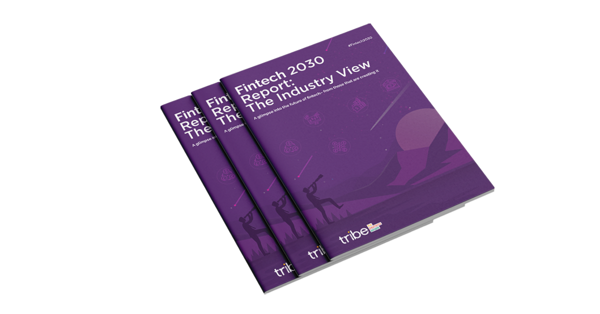 fintech 2030 industry view report cover