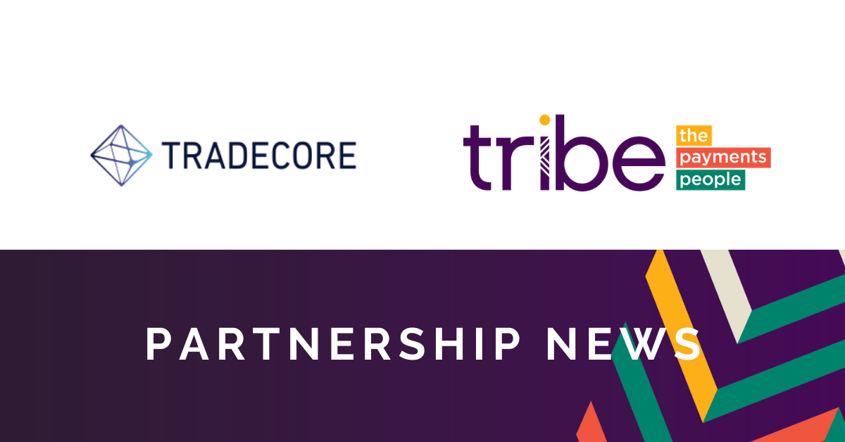 tradecore and tribe partnership